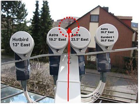 hotbird einstellen winkel der rote kreis gestrichelt in den beiden letzten bildern l 228 sst sich sehr gut verifizieren