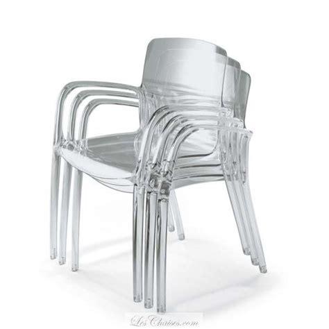 chaise transparente avec accoudoir chaise de cuisine avec accoudoir