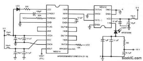 Index Communication Circuit Diagram