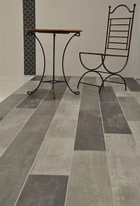 Carrelage En Forme De Parquet : carrelage aspect parquet nivault ~ Premium-room.com Idées de Décoration