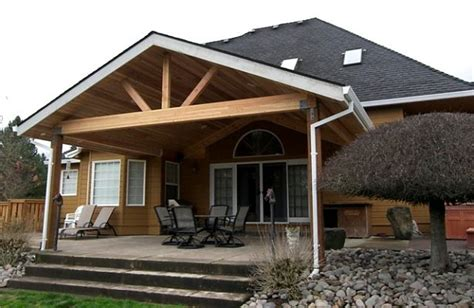 gable roof patio cover plans porch gable end designs studio design gallery best