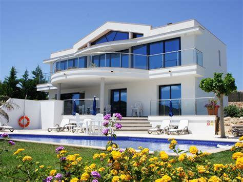 toilet with b6150 luxury modern villa pool panoramic views