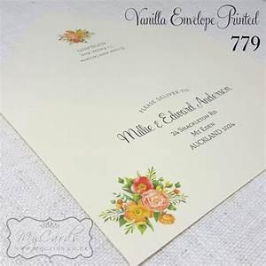 envelope printing mycards wedding invitations With wedding invitation envelopes nz