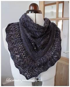 Modele De Tricotin Facile : patron tricot chale facile ~ Melissatoandfro.com Idées de Décoration