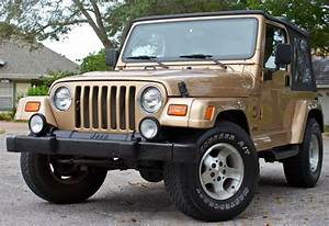 1999 Jeep Wrangler Sahara For Sale