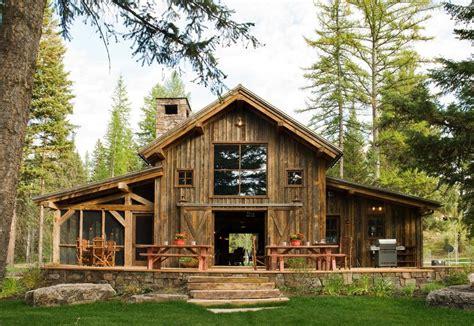 rustic barn homes home design