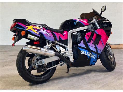 1992 suzuki gsx r 750 w moto zombdrive