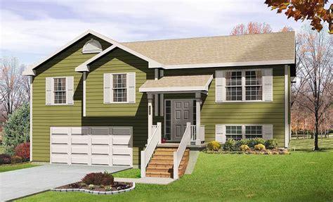 Split Level Haus by Cozy Split Level House Plan 2298sl Architectural