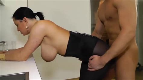Hot German In Crotchless Pantyhose Nicely Fuckes Porn 99
