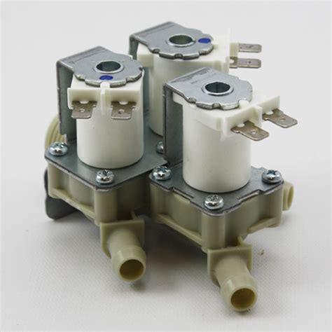 lg washer water inlet valve genuine oem 5221er1003a lg washer cold water inlet valve 6644