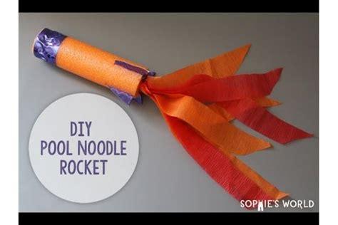pool noodle art bot sophies world
