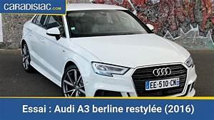 Audi A3 Berline Business Line : audi a3 berline s line ~ Maxctalentgroup.com Avis de Voitures