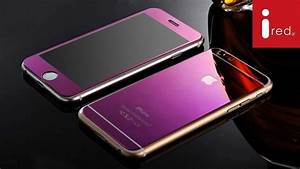 iPhone 6 Purple Colored Tempered Glass - Οδηγός ...  Purple
