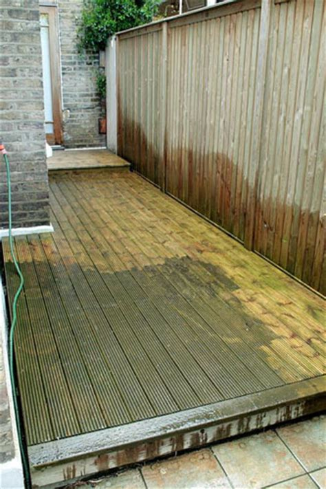 Pressure Treated Deck Boards Gap by Preparing Your Decking Post Winter By Timco Wood Gap