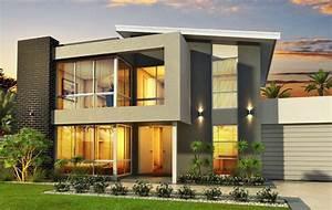 New, Minimalist, 2nd, Floor, House, Designs