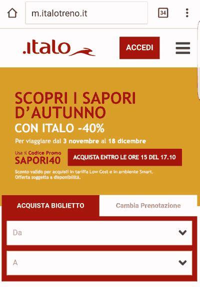 Trenitalia Mobile Orari E Prezzi by Italo Mobile App Orari E Prezzi Per Acquisto Biglietti Da