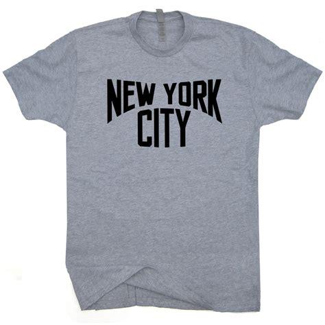 T Shirt Kaos New York new york city t shirt lennon t shirt new york