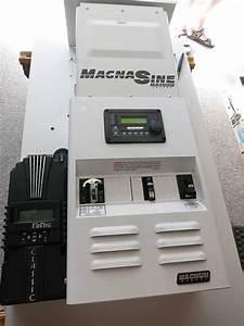 Magnum Inverter 4 4 Kw 48 Volt Inverter Manual