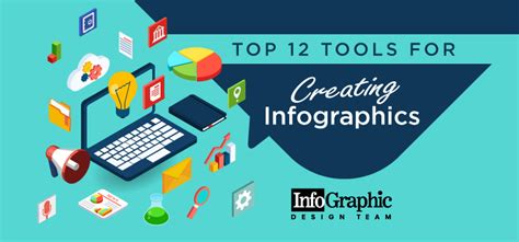 top 12 tools for creating infographics
