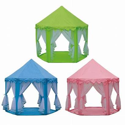 Play Tent Indoor Outdoor Castle Princess Gifts