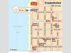 Frederiksted Saint Croix US Virgin Islands Cruise Port of Call