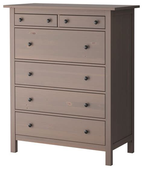 hemnes dresser 6 drawer hemnes 6 drawer chest modern dressers by ikea