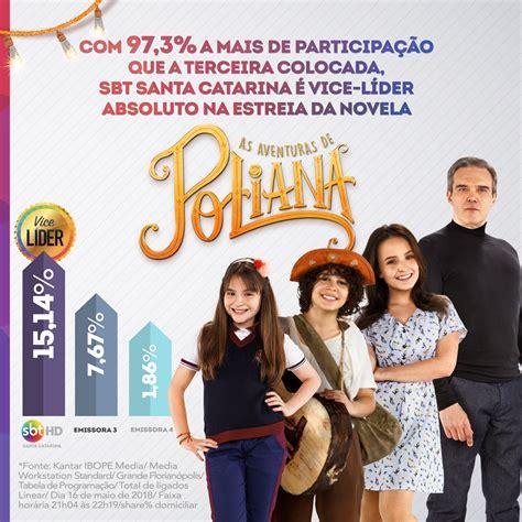 SBT Santa Catarina é vice-líder absoluto durante a estreia ...