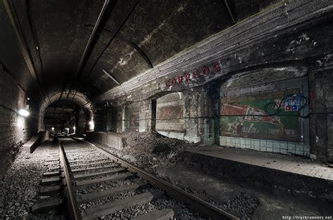 estaciones fantasma urbex ferroviario tu  chicago  yo