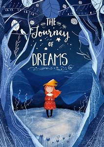 """The Journey of Dream"" book cover on Behance"