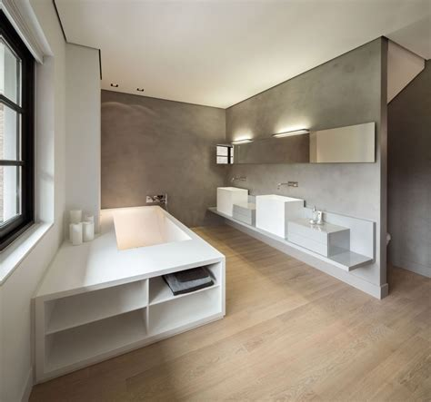 country bathroom modern and transparent country home with a car gallery Modern