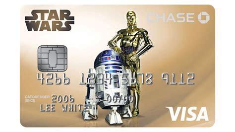 Disney Star Wars Credit Cards