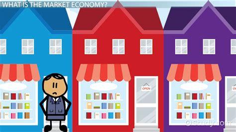 market system  economics definition