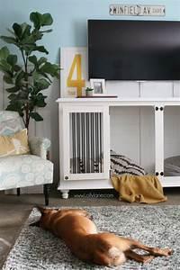doggie den dog kennel furniture no more ugly dog crates With dog den furniture