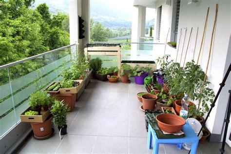 Hängende Gärten Balkon by Mein Balkon Garten 2015 Balkon Und Garten