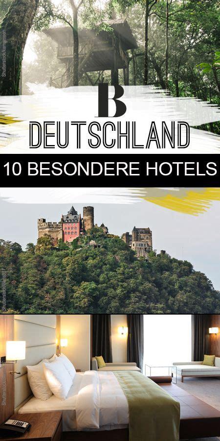 mal  anderes  besondere hotels  deutschland