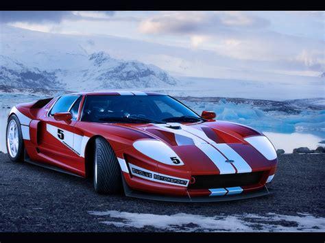 Ford Gt Race Car By Evolvekonceptz On Deviantart