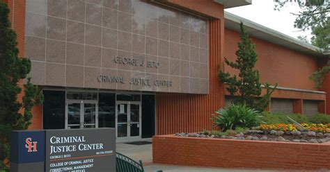 Image result for shsu criminal justice center