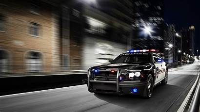 Police Vehicles 4k Background Wallpapers Wall