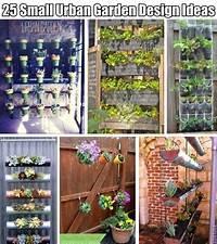 trending small urban patio design ideas 25 Small Urban Garden Design Ideas   DIY Cozy Home