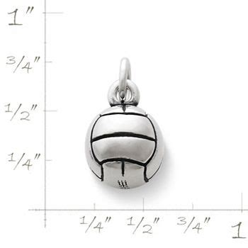 volleyball charm james avery