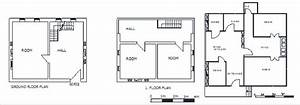 Examples Of Village House Plans The Intermediate Spaces Without