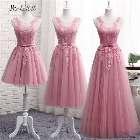 buy modabelle lace dusty pink bridesmaid