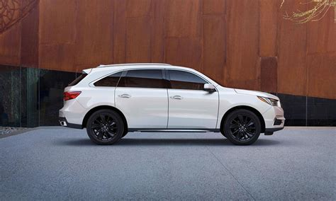 2018 acura mdx specifications and info mcgrath acura