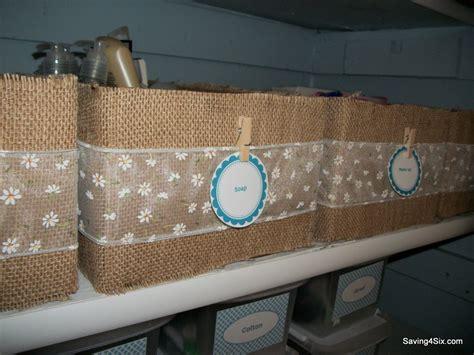 cute  thrifty diy storage solutions  happy housie