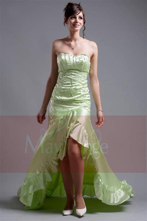 robe longue soiree gala robe de soir 233 e gala effet disco longue