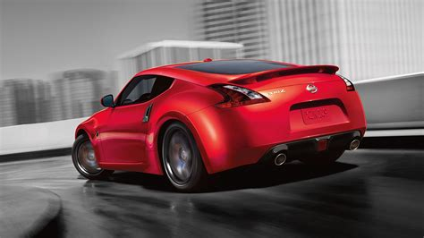 2018 Nissan 370z Coupe Sports Car  Nissan Canada