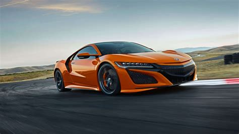 2019 acura nsx mid engine hybrid supercar gets refreshed motortrend