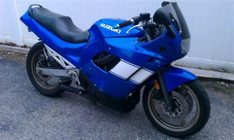 1993 katana 750 with alarm for sale on 2040motos