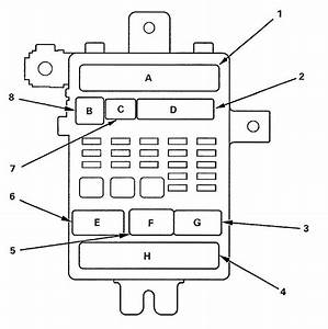 Acura Tl  2009   U2013 Fuse Box Diagram