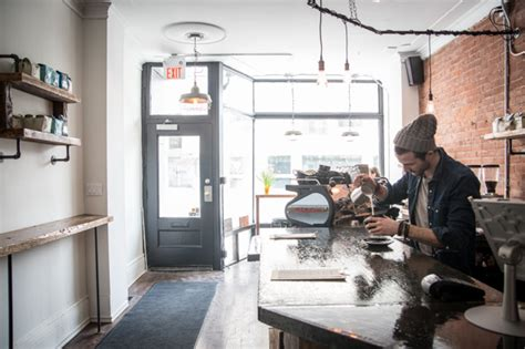 Excellent service with a beautiful aesthetic make it, without question, the best coffee shop in the area. Best Coffee Shops in Toronto - Obiter Dicta